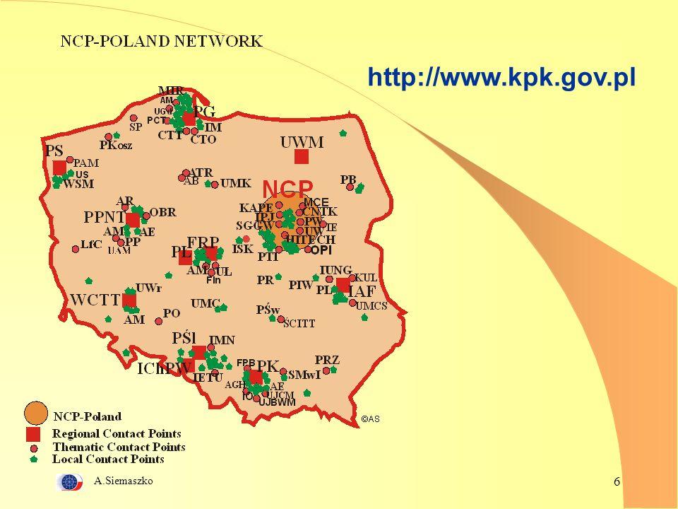 A.Siemaszko 6 http://www.kpk.gov.pl
