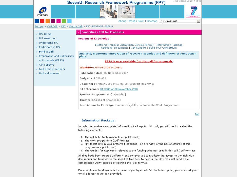 Grant Agreement Consortium Agreement Description of Work 5. Umowa
