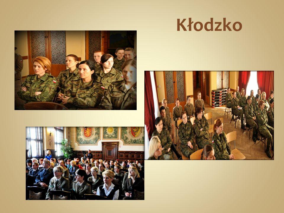 Monitorowanie przebiegu i warunków służby wojskowej kobiet Sprawozdanie z seminarium w Szwecji 8 kwietnia 2013r.