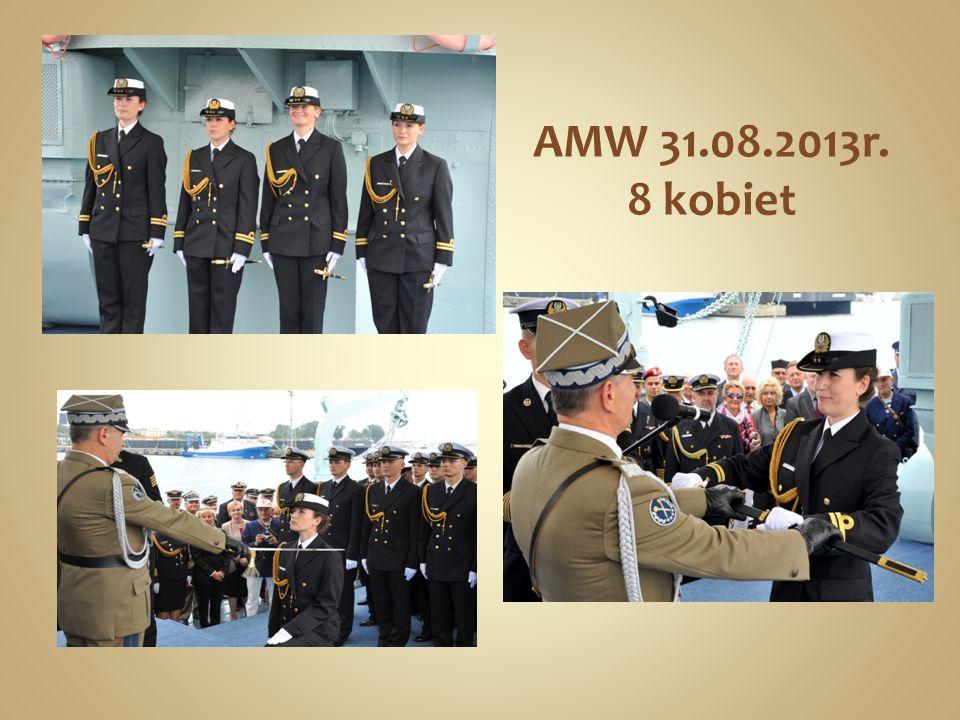 AMW 31.08.2013r. 8 kobiet