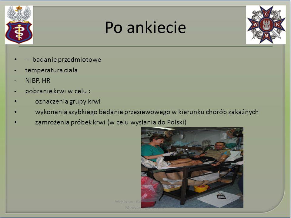 Przydatność KPK -24h od donacji -za zgodą Z-cy Szefa Służby Zdrowia ds.