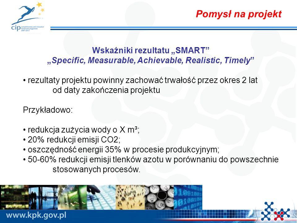 Struktura wniosku – formularz B B9 – Program Prac - wprowadzenie do programu prac w projekcie zawierające m.in.
