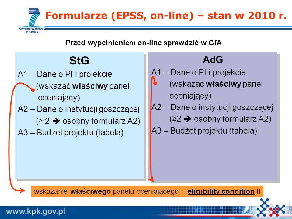 12 Opis projektu (2 pliki pdf) – stan w 2010 r.StG (25 str.) B1 – str.