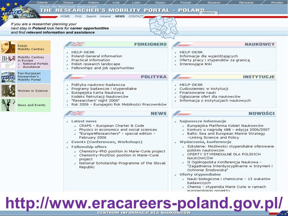 http://www.eracareers-poland.gov.pl/