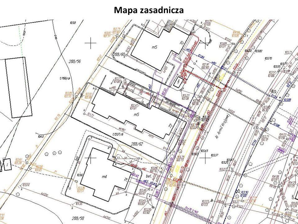 27 Mapa zasadnicza