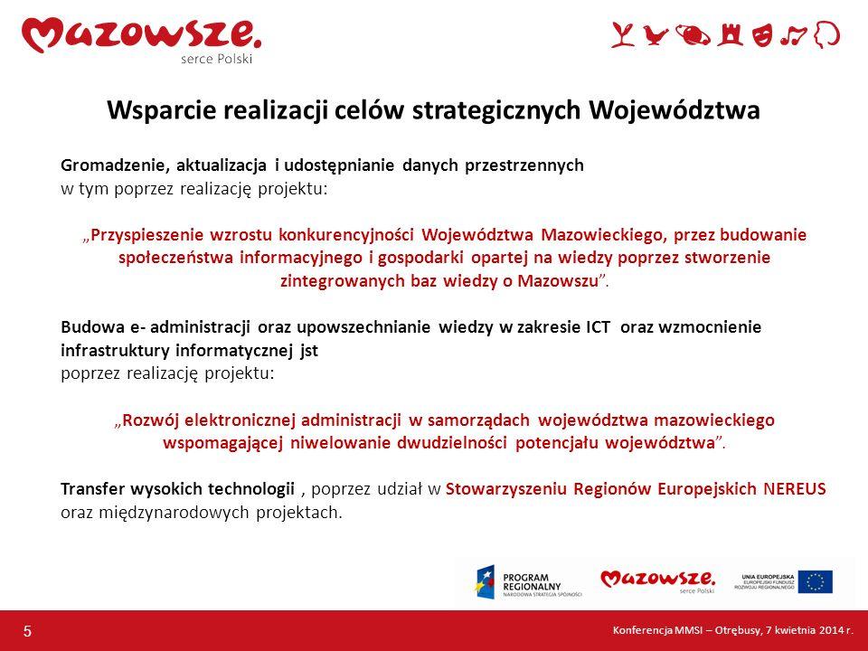 36 Szablon części tekstowej Katalog obiektów graficznych Szablony części graficznych i opisowych dokumentów planistycznych Konferencja MMSI – Otrębusy, 7 kwietnia 2014 r.