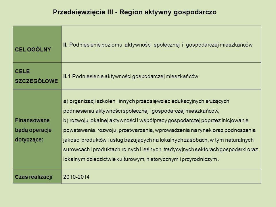 CEL OGÓLNY II.