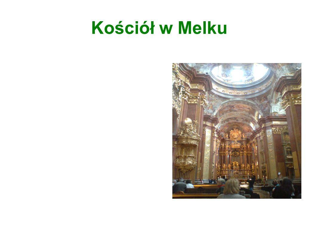 Kościół w Melku