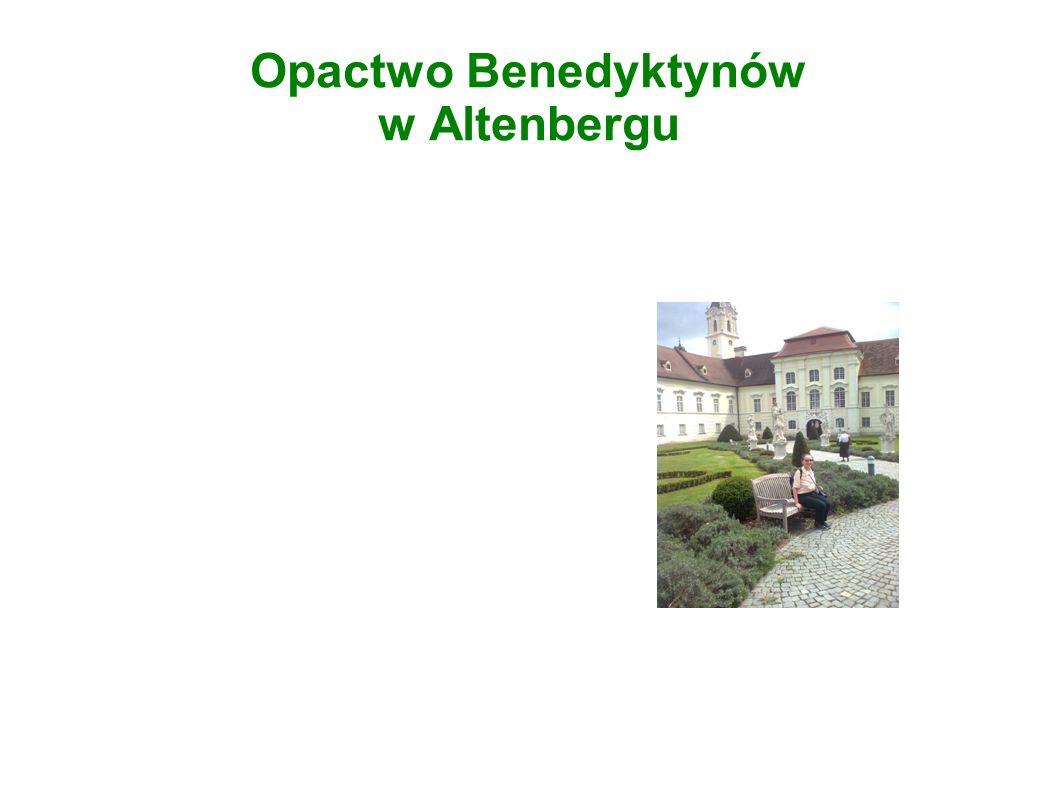 Opactwo Benedyktynów w Altenbergu