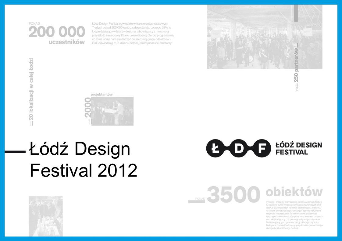 Łódź Design Festival 2012