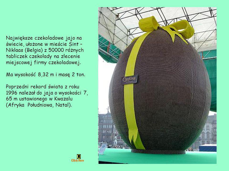 Tradycyjne szukanie jaj wielkanocnych w 2007 w Wolfsburgu. 45 jaj wyższych od człowieka, autorstwa znanych artystów zaprezentowano w parku w okresie W