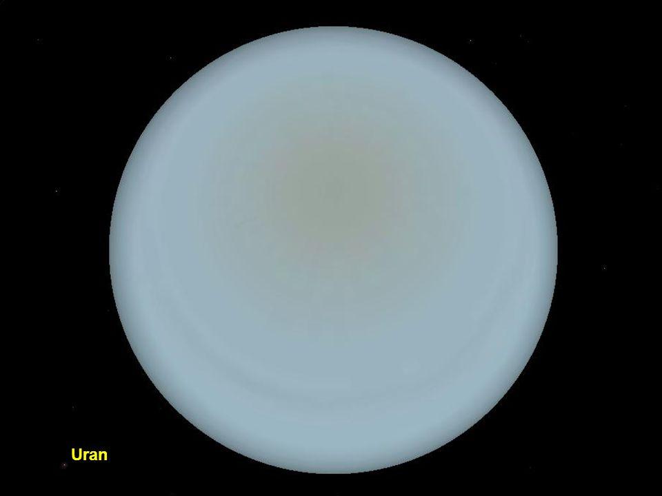Orbita Saturna i księżyce