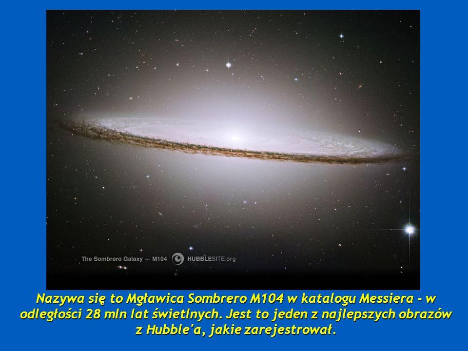 Inne obrazy z Hubble a: