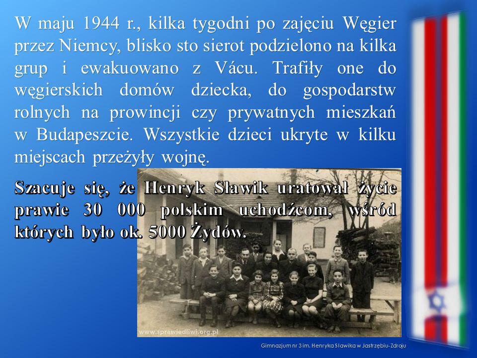 Gimnazjum nr 3 im. Henryka Sławika w Jastrzębiu-Zdroju