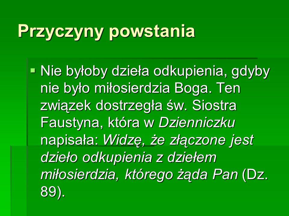 Proces powstawania Święta Korzystając z obecności w Wilnie abpa Franciszka Cortesi, ks.