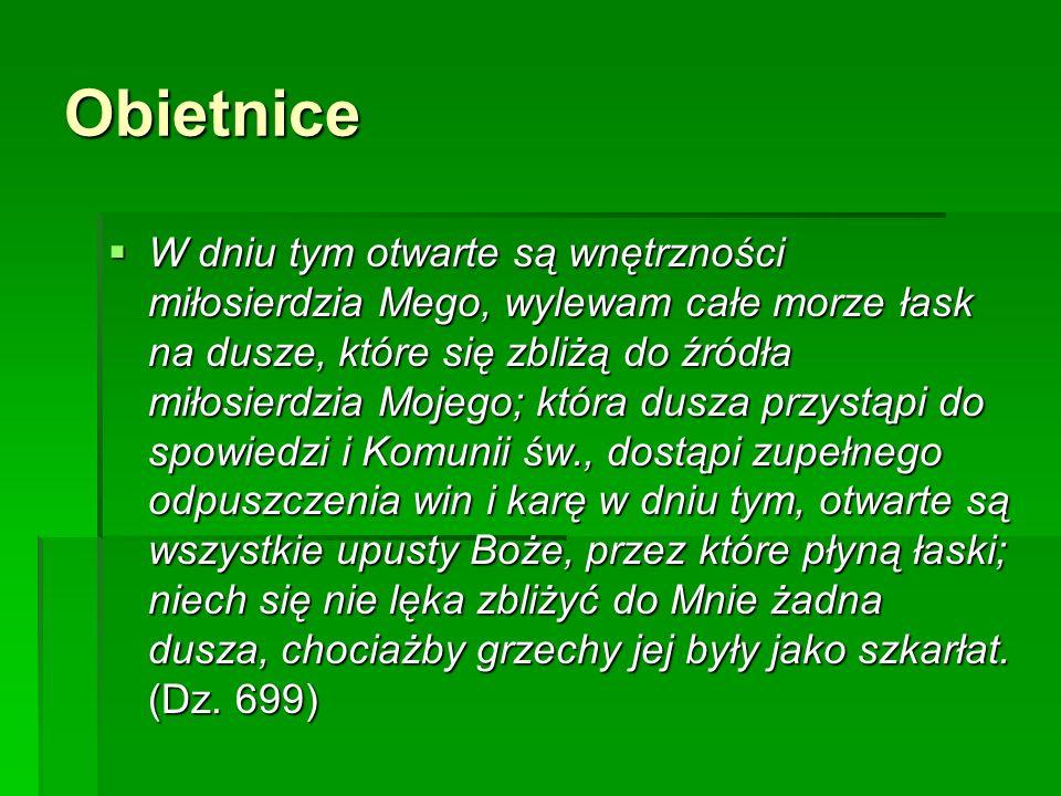 Historia Święta 1934 r.