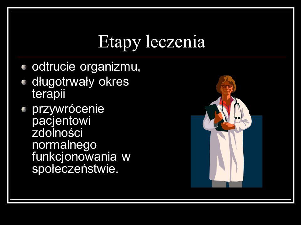E. leki psychotropowe: - środki uspokajające – benzodiazepiny; - barbiturany - tłumią aktywność centralnego układu nerwowego