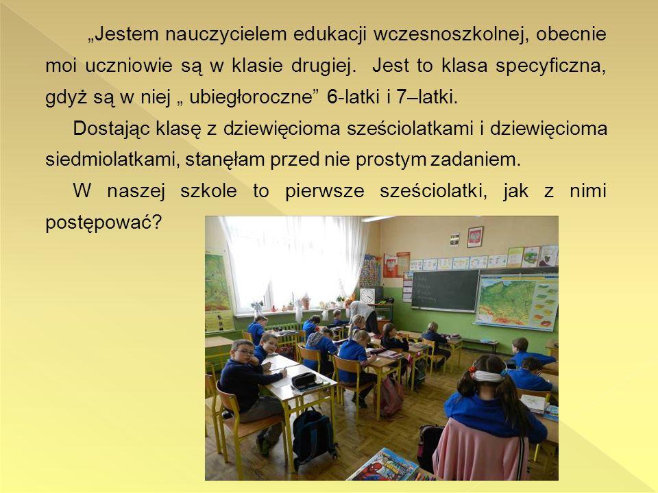 Jest to program autorski wychowawczyni świetlicy mgr Natalii Stanoszek skierowany do dzieci sześcioletnich uczęszczających do obecnej klasy 1a.