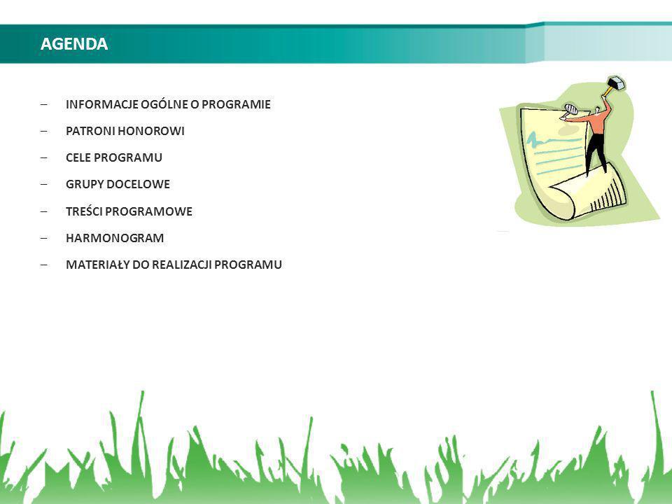 Więcej informacji o programie można znaleźć na stronie www.kleszczeinfo.pl