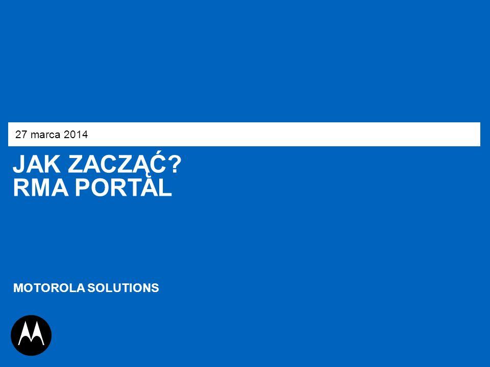 PAGE 2 SPIS TREŚCI Zalety Nawigacja po RMA Portalu Zgłaszanie nowej naprawy Warunki naprawy Informacje dot.