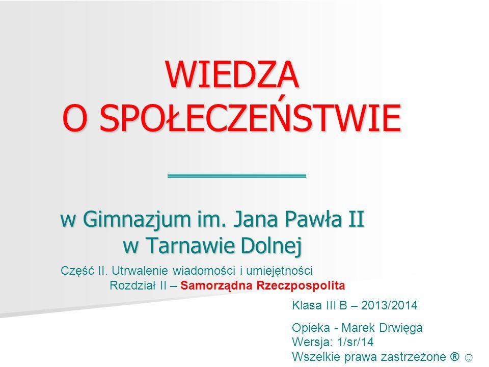 Władze gminne i ich uprawnienia Sandra Ścieranka Gmina posiada władze, których zadaniem jest podejmowanie decyzji dotyczących spraw lokalnych.
