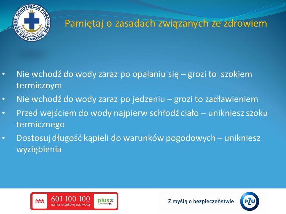 Numery alarmowe Ratownictwo Medyczne – 999 Straż Pożarna – 998 Policja – 997 Ratownictwo Wodne – 601 100 100