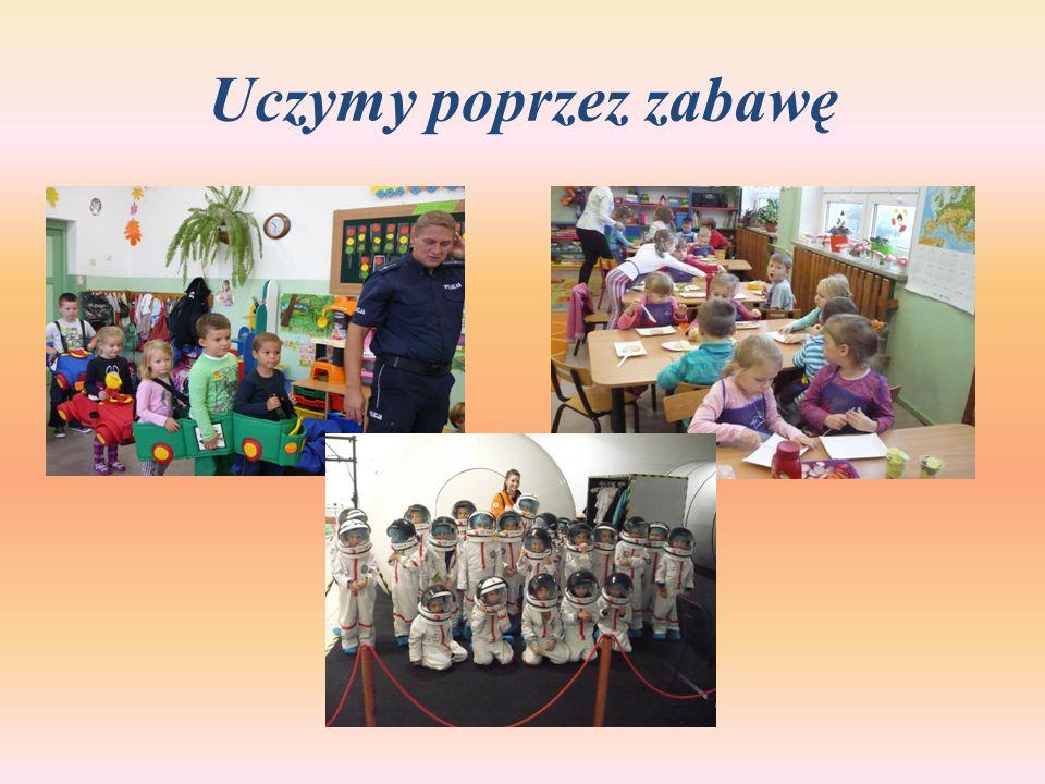 METODY PRACY Z DZIEĆMI Pracę w zespołach nauczyciele opierają na metodach związanych z wykorzystaniem aktywności dzieci w procesach uczenia się.