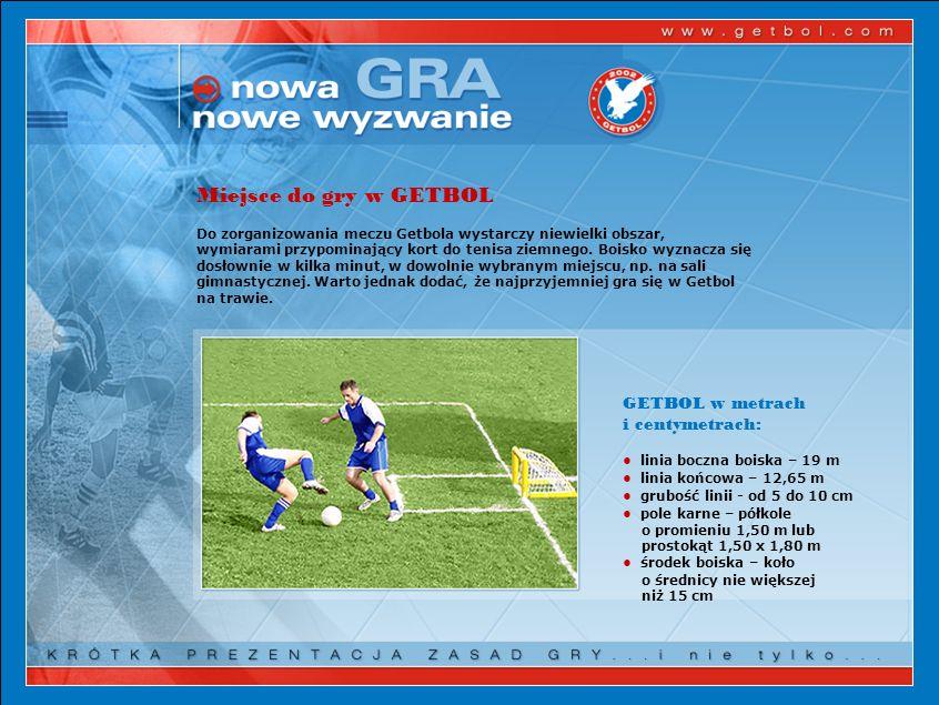GETBOL w mediach Pierwsze, bardzo pozytywne, artykuły na temat Getbola pojawiły się w lokalnej prasie w lipcu 2003 roku.