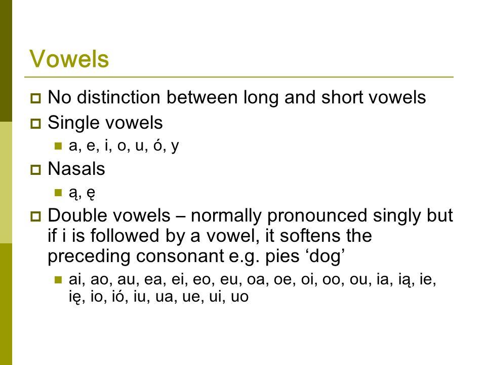 References Bielec Dana, 1997.Polish: An Essential Grammar.