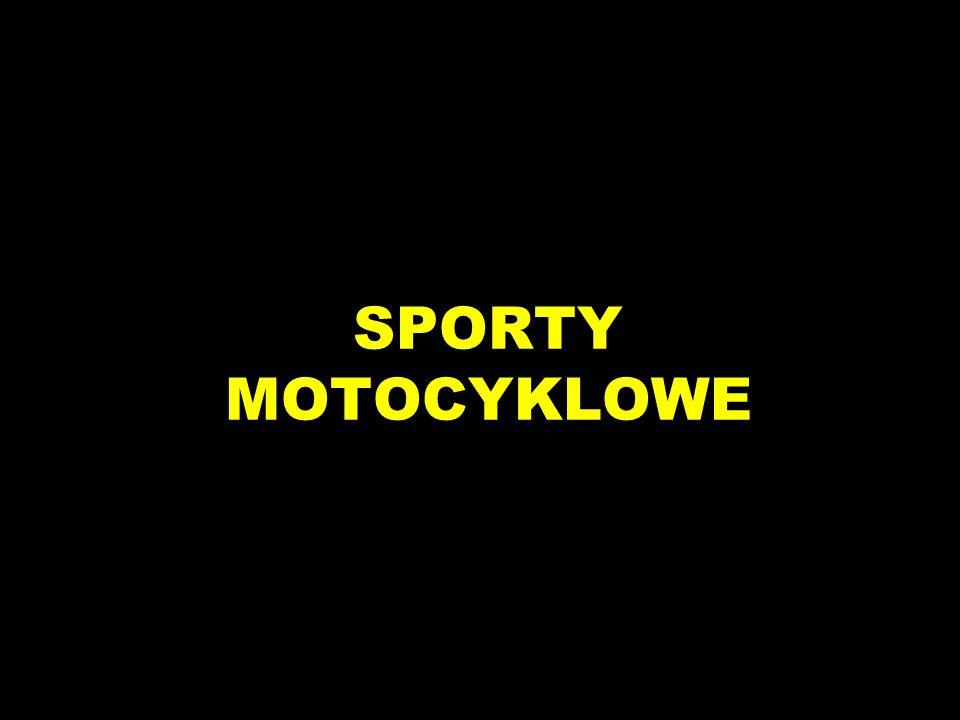 SPORTY MOTOCYKLOWE
