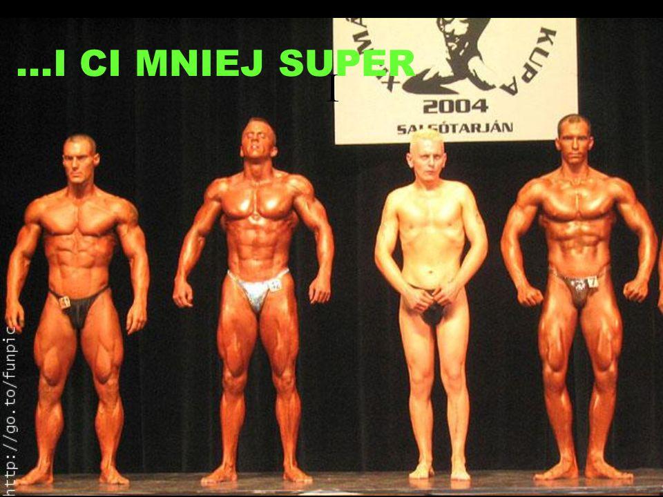 SUPER MEN...