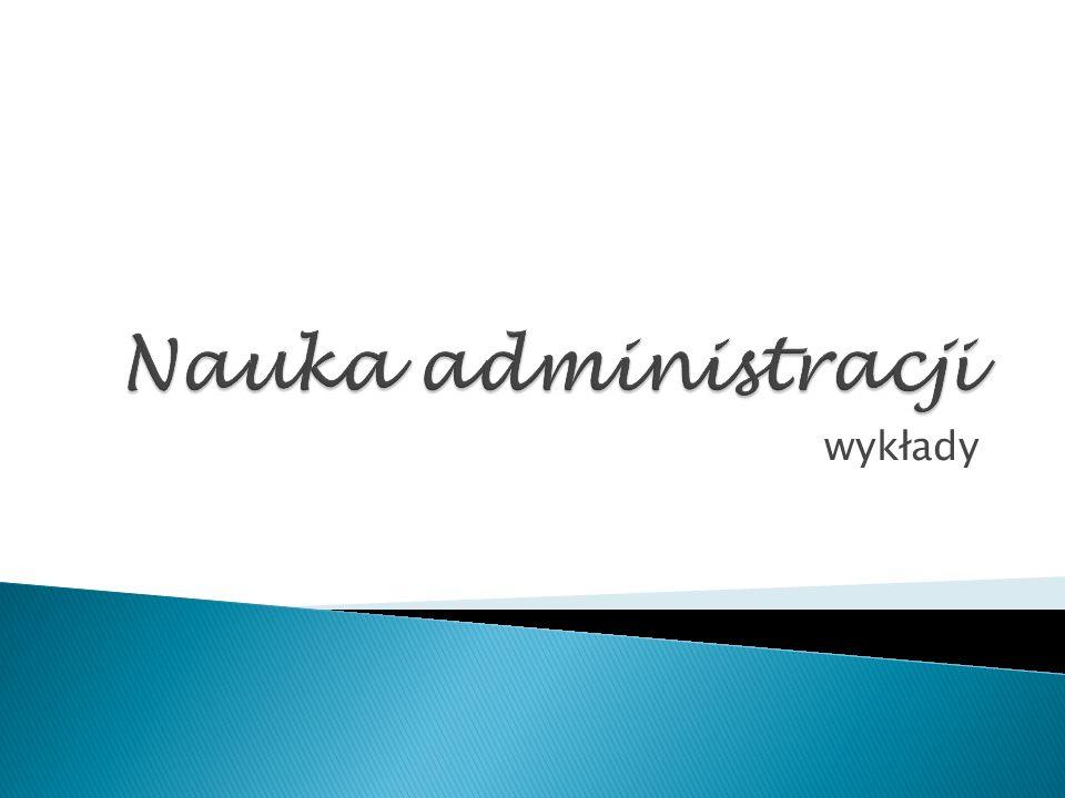 Administrację bezpośrednią stanowią państwowe organy administracji publicznej (administracja bezpośrednia nie obej- muje zatem organów samorządowych), przy czym w definicji J.