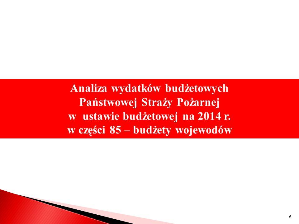 57 Lp.Województwo Zestaw PSP R1 do doposażenia Zestaw do unieruchomienia pediatrycznego Defibrylator zautomatyzowan y (AED) Dodatkowe butle z zapasem tlenu 5 lub 10 litrów z reduktorem Rozdzielacz do tlenoterapi masowej koszty ogółem LiczbaKosztyBrakiKosztyBrakiKosztyBrakiKosztyBrakiKoszty 1 dolnośląskie PSP129322500373700017136000365400045153000 702500 2 kujawsko-pomorskie PSP87217500191900020160000446600031105400 567900 3 lubelskie PSP84210000272700029232000263900032108800 616800 4 lubuskie PSP511275001111000756000460001964600 265100 5 łódzkie PSP99247500191900022176000334950035119000 611000 6 małopolskie PSP10225500034340000 304500032108800 442800 7 mazowieckie PSP201502500656500045360000537950068231200 1238200 8 opolskie PSP511275000 0 17255001757800 210800 9 podkarpackie PSP7919750024240002923200026390002895200 587700 10 podlaskie PSP53132500212100021600015225002171400 263400 11 pomorskie PSP74185000141400054000020300002895200 364200 12 śląskie PSP138345000434300034272000406000046156400 876400 13 świętokrzyskie PSP31775000 0 14210001861200 159700 14 warmińsko-mazurskie PSP 7218000023230001310400019285002481600 417100 15 wielkopolskie PSP118295000353500022176000406000044149600 715600 16 zachodniopomorskie PSP3382500111100032256000223300030102000 484500 PSP1402350500038338300027722160004396585005181761200 8523700