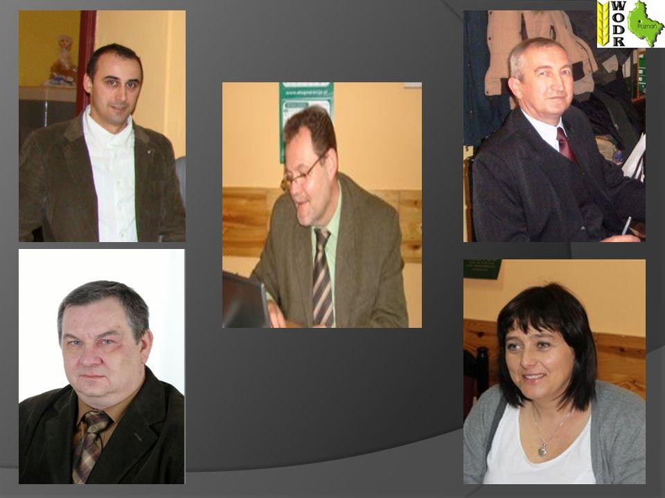 Maciej, Andrzej, Barbara Frąckowiak.