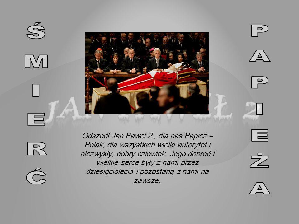 Podróż Apostolska Jana Pawła II do Polski (VIII) 2002 Człowiek został stworzony do szczęścia. Wasze pragnienie szczęścia jest więc uzasadnione. Chryst
