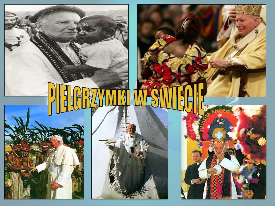 Bóg bogaty w miłosierdzieZamach na Papieża..wtem powietrzem wstrząsa huk wystrzałów. Spłoszone gołębie zrywają się do lotu. Na placu Św. Piotra zapada