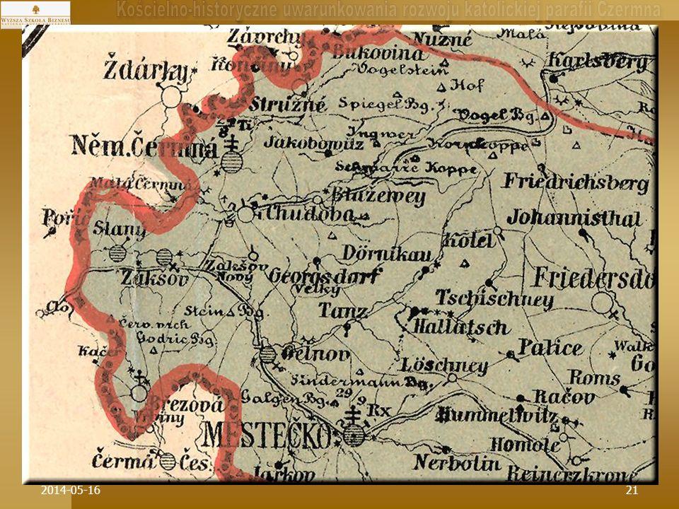 2014-05-1621 II. Najważniejsze okresy w rozwoju organizacji kościelnej na Ziemi Kłodzkiej