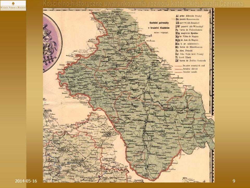 2014-05-1650 IV.4.3. proboszczowie najbardziej zasłużeni Kadencja