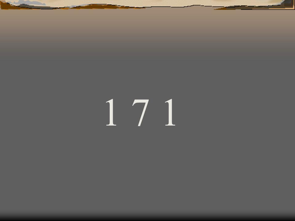 1 7 1