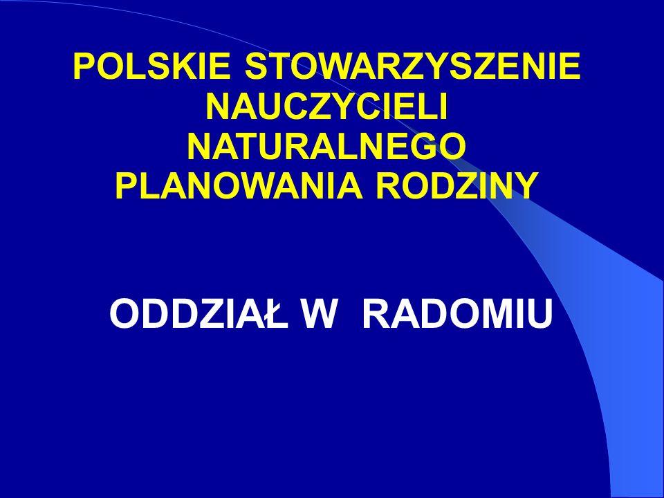 Powołanie Oddziału Radomski Oddział PSNNPR został powołany 1.01.2002 roku.