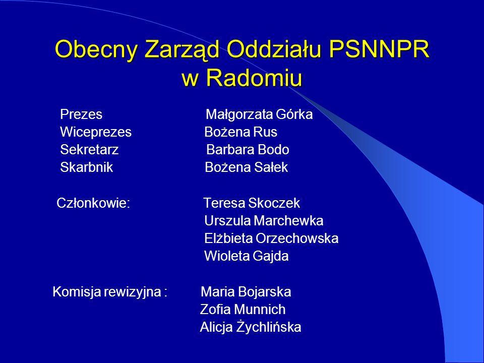 Inicjatywy w ramach PSNNPR Oddział w Radomiu - Poradnia Naturalnego Planowania Rodziny - w Radomiu czynna jest dla wszystkich chętnych w każdy piątek w godz.