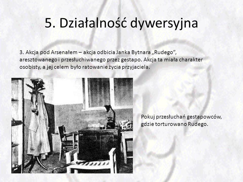 5.Działalność dywersyjna 3.
