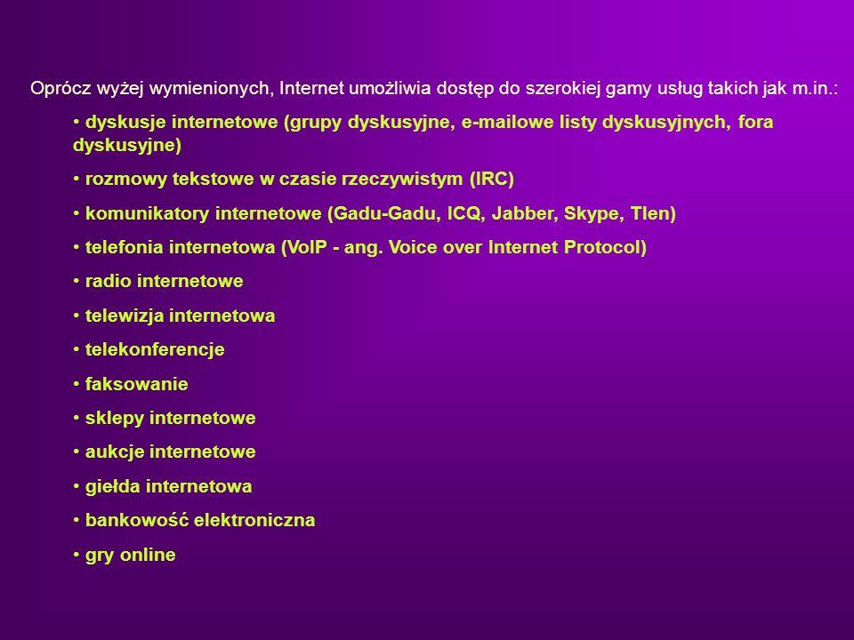 HTML (ang.Hyper Text Markup Language, pl.