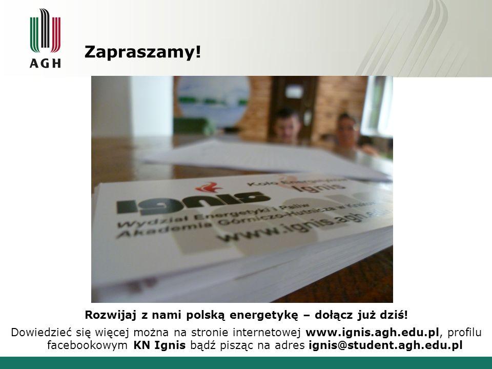 Zapraszamy. Rozwijaj z nami polską energetykę – dołącz już dziś.