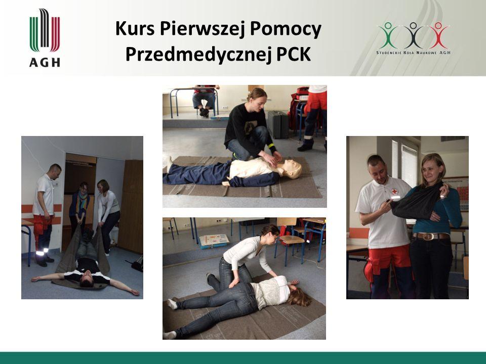 Kurs Pierwszej Pomocy Przedmedycznej PCK