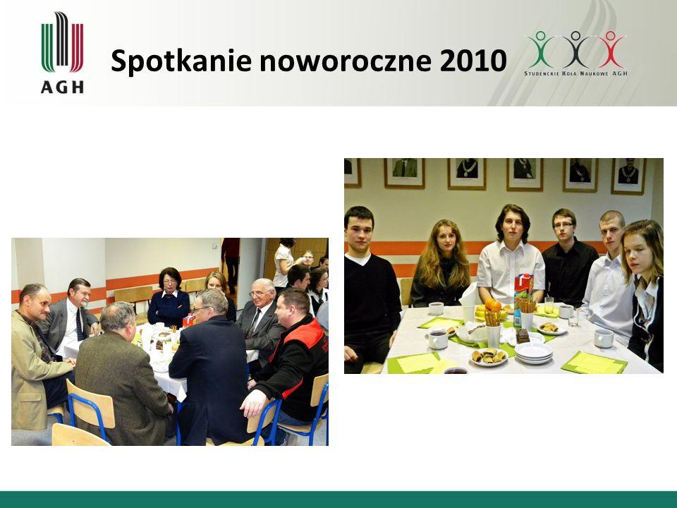 Spotkanie noworoczne 2010