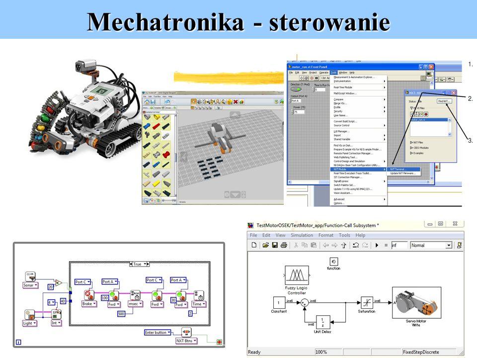 Mechatronika - sterowanie