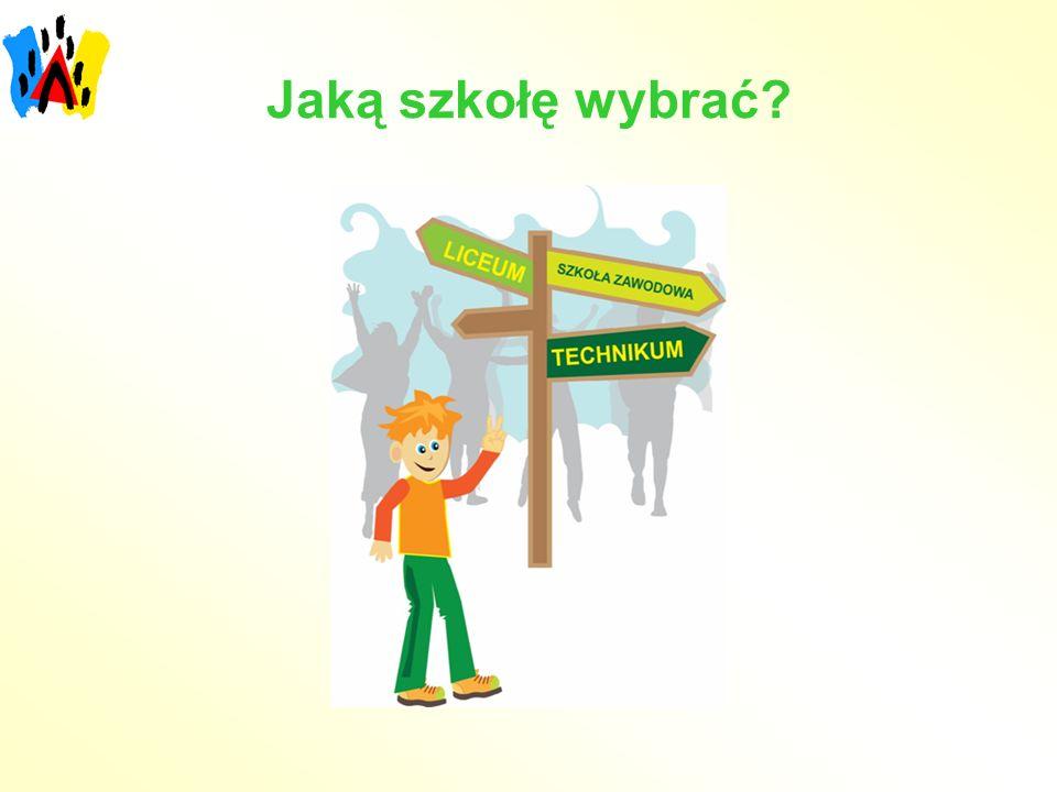 Typy szkół ponadgimnazjalnych liceum ogólnokształcące – 3 lata technikum – 4 lata zasadnicza szkoła zawodowa – 3 lata www.doradcy-wroclaw.pl