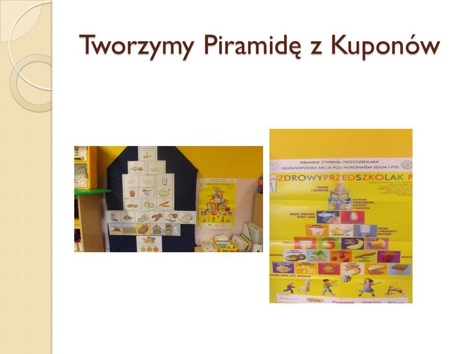 Tworzymy Piramidę z Kuponów