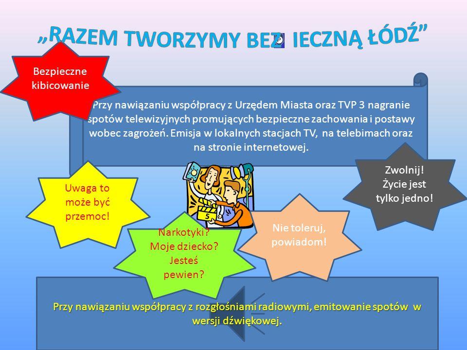 Inicjatywa polegająca na utworzeniu w każdej jednostce Policji w Łodzi PRZYJAZNEGO POKOJU PRZESŁUCHAŃ. W jednostkach tych po wygospodarowaniu odpowied